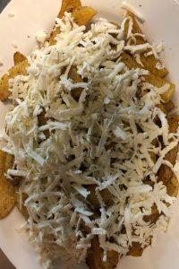 Пресни пържени картофки