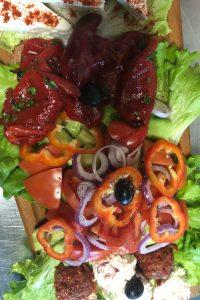 Плато салати